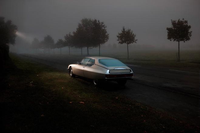 Olivier Metzger, photographie issue de la série Nightshot