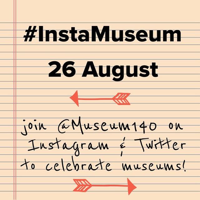 L'opération InstaMuseum, à l'initiative du blog Museum140