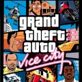 Grand Theft Auto, Vice City, couverture du jeu sur Playstation 2