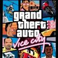 Grand Theft Auto, Vice City, couverture du jeu sur Playstation 2