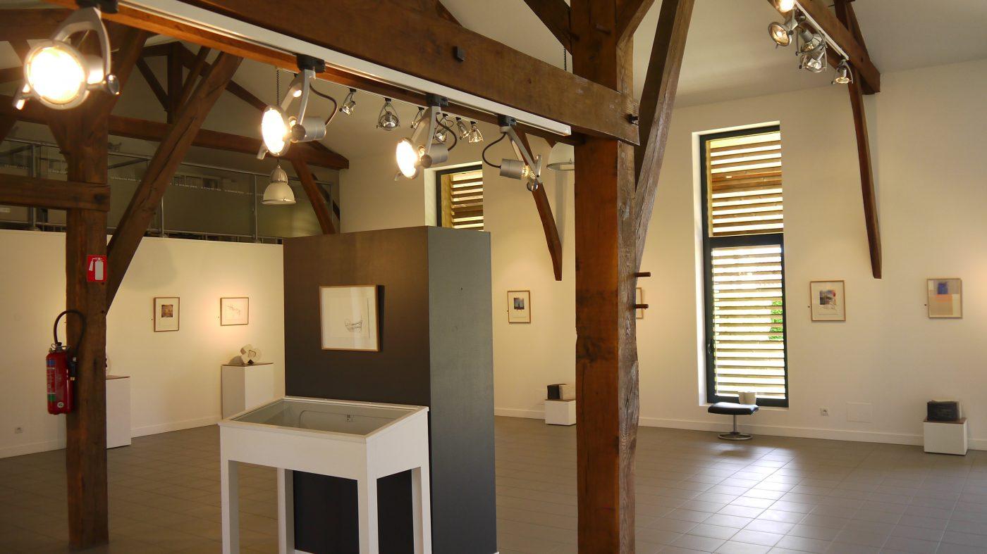 le Domaine Perdu, grande Galerie. Photo François Boutard