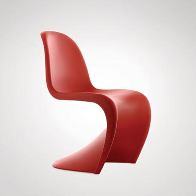 Verner Panton, Chaise S, 1959