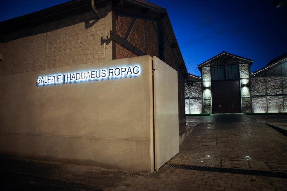 Galerie Taddaeus Ropac, Pantin