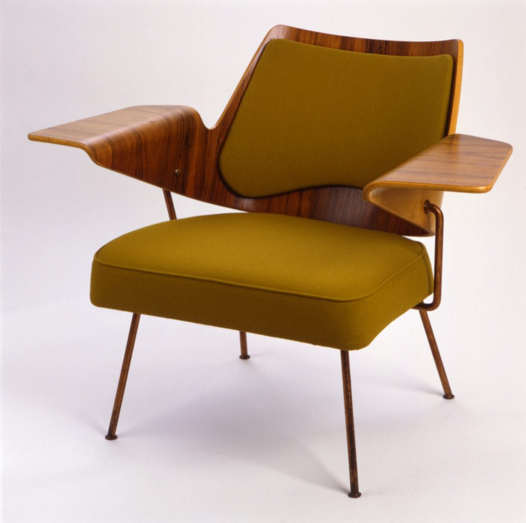 Robin Day, Royal Festival Hall Armchair, 1951