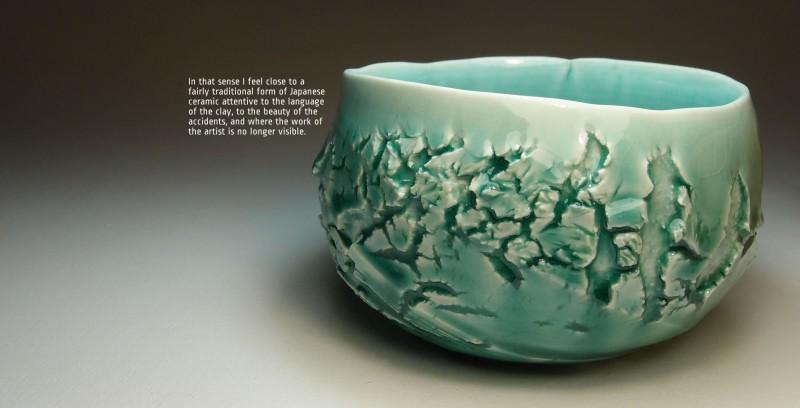 Bol à thé CHAWUAN, céramique de Tom Charbit
