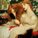 Dante Gabriel Rosseti, Lady Lilith, 1868