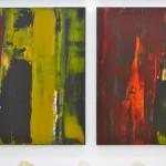 Céramiques Micheline eschenbrenner et peintures et peintures de Pascale Morelot-Palu
