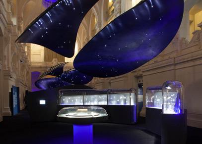 « Van Cleef & Arpels, l'Art de la Haute Joaillerie » du 20 septembre 2012 au 10 février 2013 aux Arts Décoratifs, à Paris