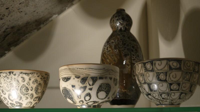 Céramiques à la Galerie Atelier 28