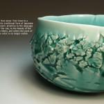 Bol à thé, céramique de Tom Charbit