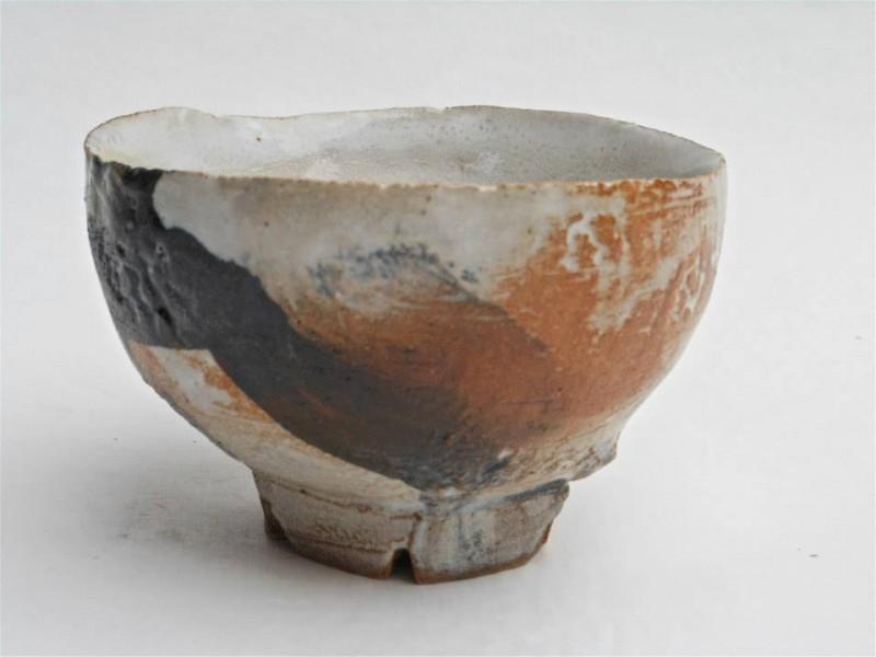 Céramique de Brigitte Papazian, présentée à la Galerie Atelier 28