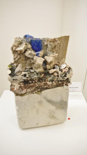 Céramique Camille Virot bis à la Galerie Atelier 28. Exposition Autour du Bol à thé