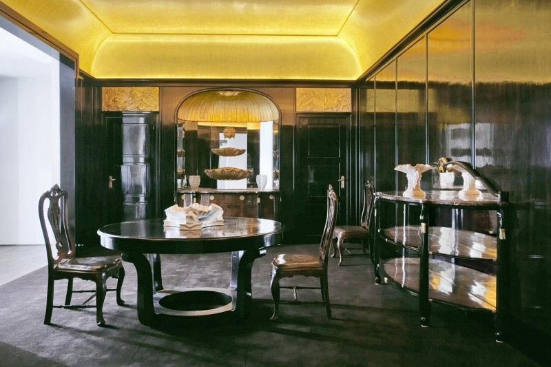 Le mus e des arts d coratifs de paris 4 art design tendance for Salle a manger 1920