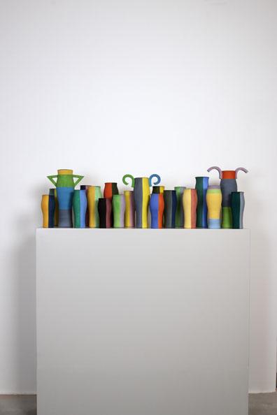 Dorothee Schellhorn, Still Life VII, 1998. Argile