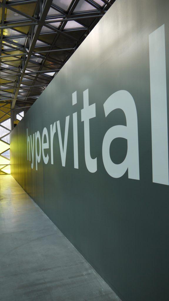 Hypervital, exposition commissionée par Benjamin Loyauté lors de la 9ième Biennale Internationale du design de Saint-Etienne