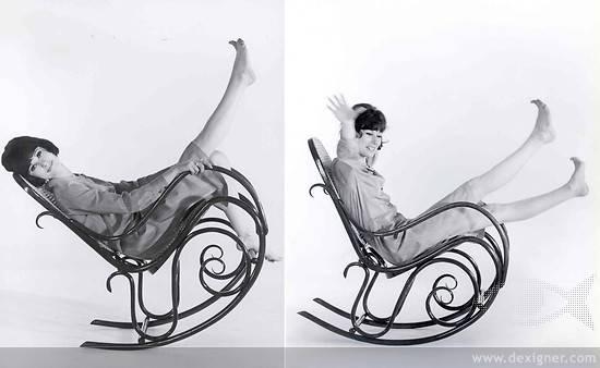 michael thonet chaise n 14
