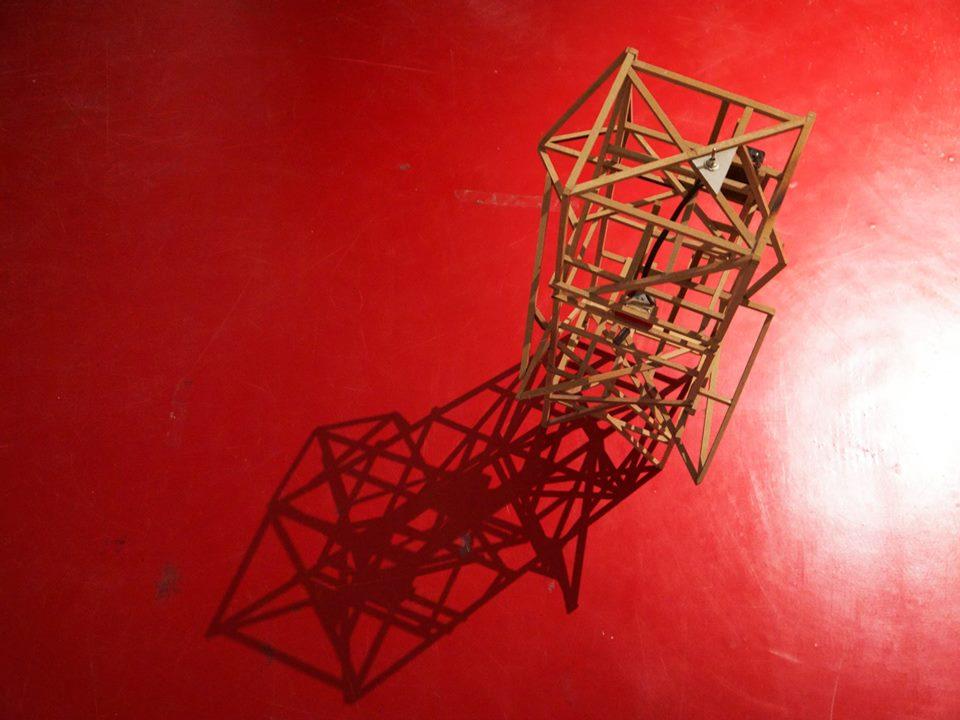 Ely Bessis, Robots, 2014. Elève de l'Ecole nationale supérieure des Arts Dcéoratifs sélectionné pour la compétition