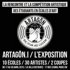 ARTAGŌN, 1ère compétition artistique offerte aux étudiants en écoles d'art