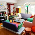 Le design revu par le Groupe Memphis, un certains sens du décor !