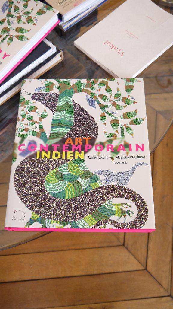 Art Contemporain Indien, Herve Perdriolle, Editions Cinq Continents, 2012