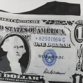 Andy Warhol, One Dollar Bill (SILVER CERTIFICATE), 1962