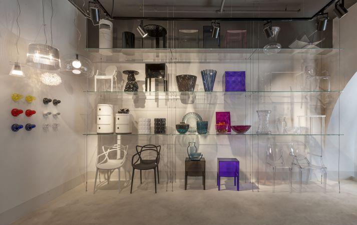 Nouveau show-room KARTELL à Milan