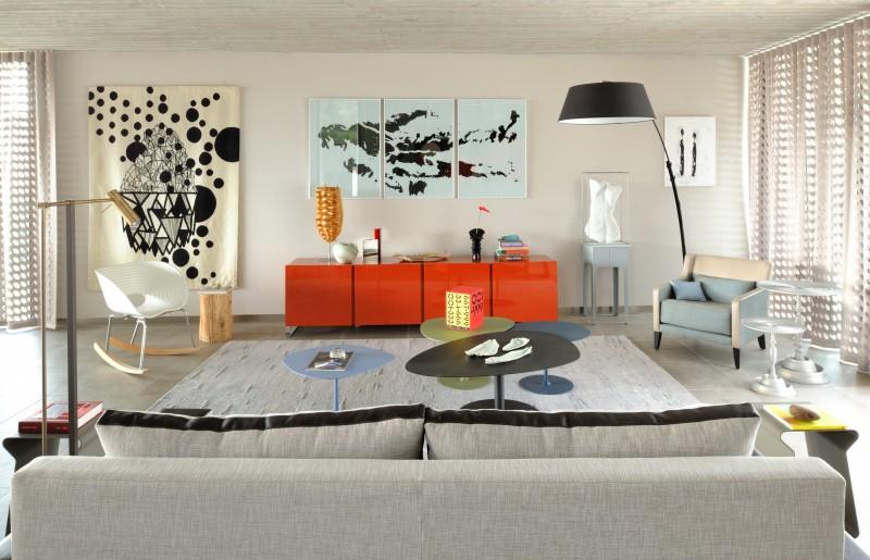 Concept Home Gallery La Villa Cap Arts, vue d'une pièce