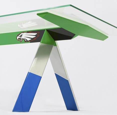 Konstantin Grcic, Champions Table, Edition Galerie Kreo