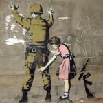 Banksy, Bethléem 2