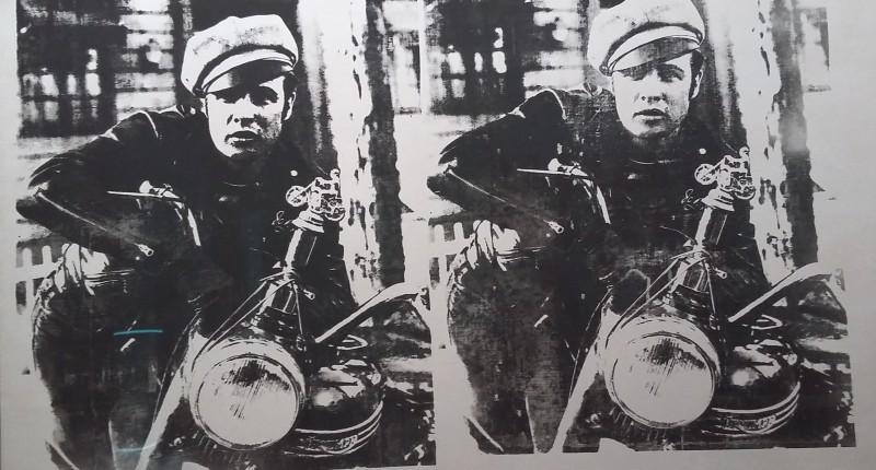 Andy Warhol, Marlon, 1963.