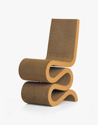 Frank Gehry, Wiggle Side Chair, 1972
