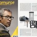 1ère de couverture, Intramuros décembre 2009