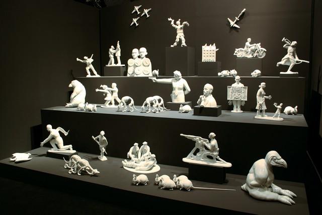 Biennale Internationale de Vallauris, 2014. Exposition Rossïïa !