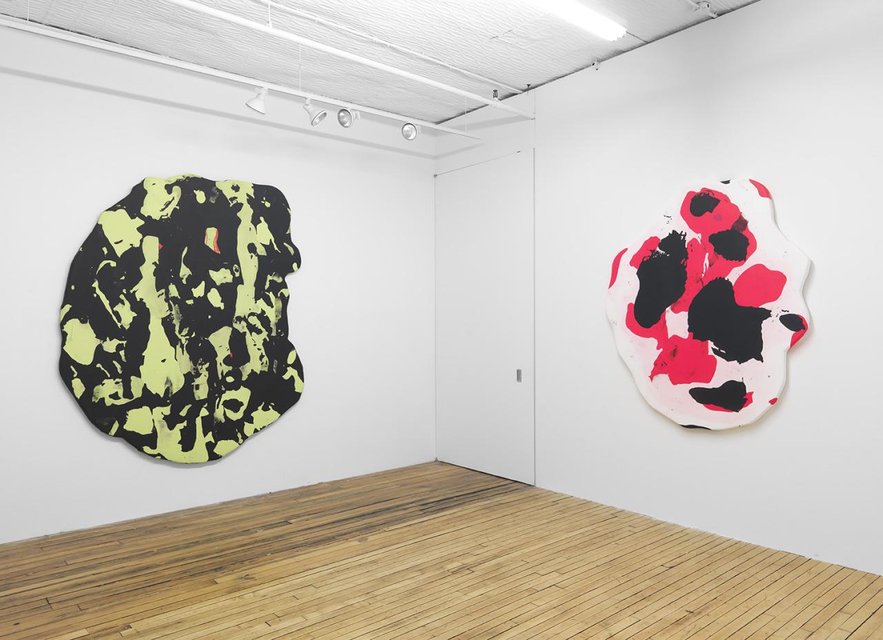 Jeremy Deprez, Common Nouns, collection de peintures