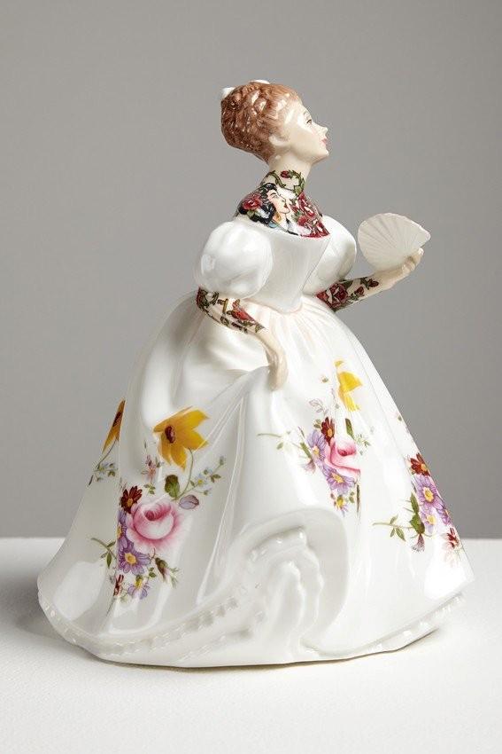 Jessica Harrison, Painted Lady 2, 2014