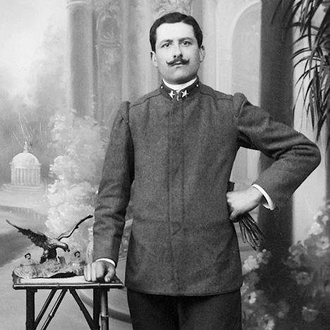 Giovanni Alessi, le fondateur de la marque éponyme, portrait