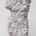 Johan Creten, Odore di Femmina, White Torso 2 Strands 2010