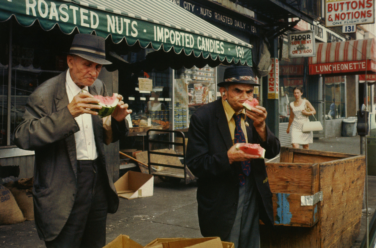 Helen Levitt, COLOR (1971-1981)
