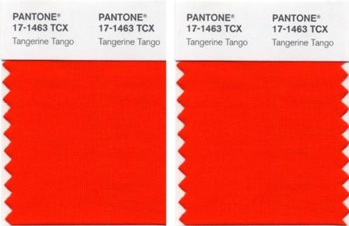 Felice Varini aime le rouge, pas loin du Pantone 17-1463 TCX, verra t-on le toit de la Cité Radieuse s'habiller de rouge ?