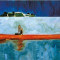 Peter Doig, 100 Years Ago, 2001
