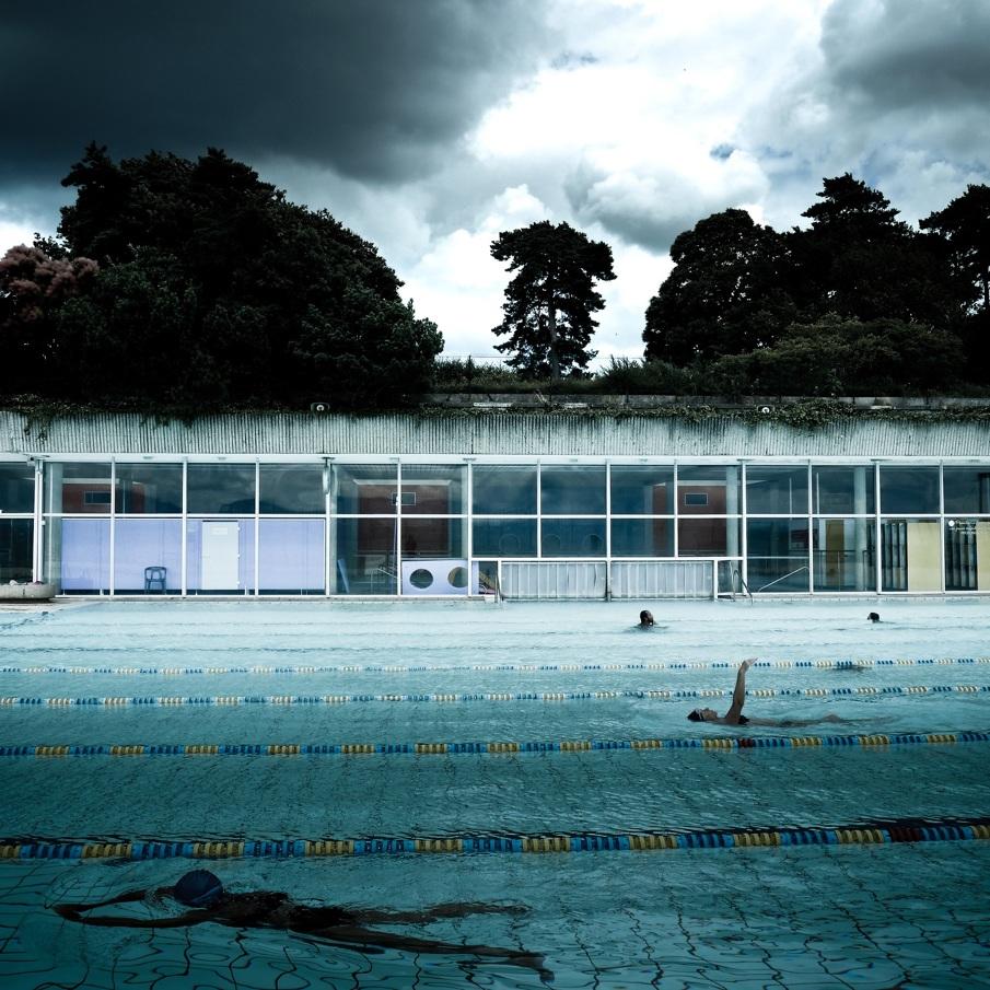 Micky Clement, Landscapes, Galerie Derouillon, Paris - 2012