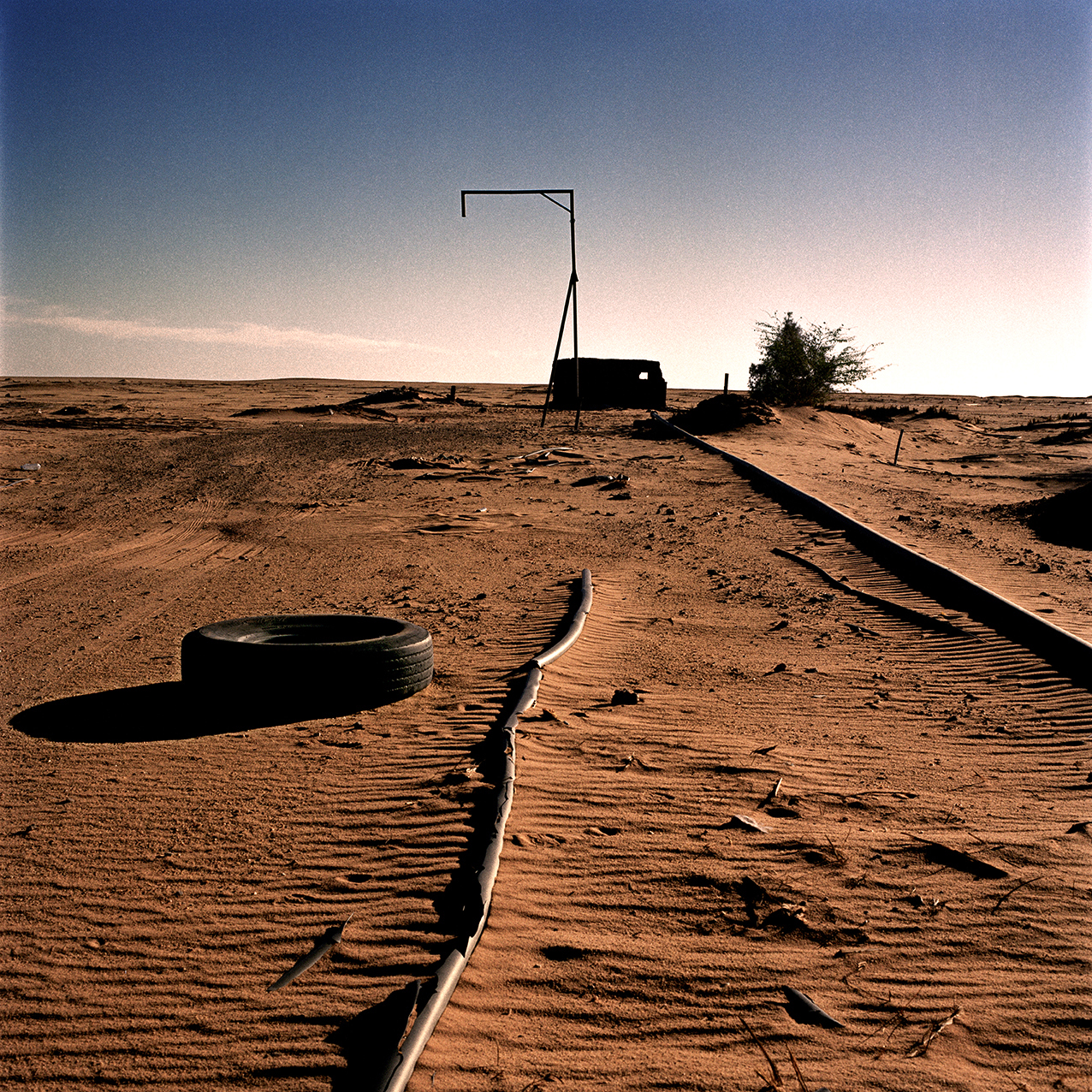 Bruno Hadjih / Picturetank HAB0516971. Courtesy galerie Mamia Bretesche. Algérie - 22/02/2011