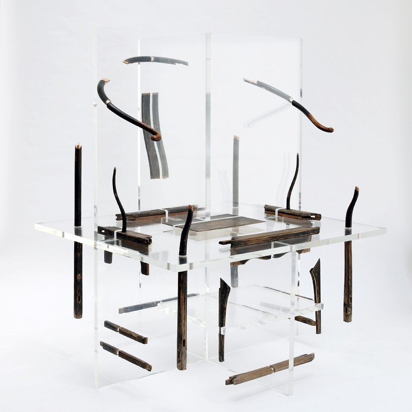 Shao Fan, Project n°1 of 2004 chair