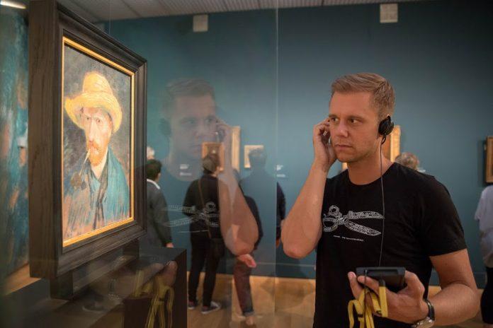 Une collaboration inédite : le DJ Armin van Buuren et le Van Gogh Museum