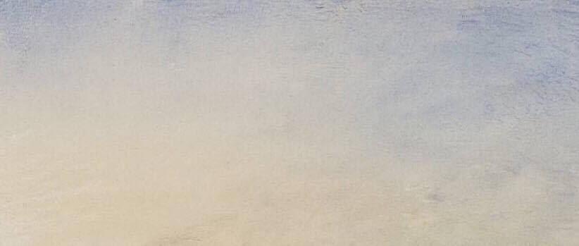 William Turner, The blue Rigi, Sunrise - 1842 (oeuvre et détails)
