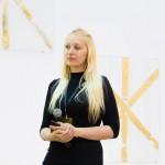 """Diane Dubray, fondatrice et dirigeante de Buzzeum, cofondatrice de Museomix, fondatrice de """" We are Museums """". Consultante-Experte pour Museum Connections"""