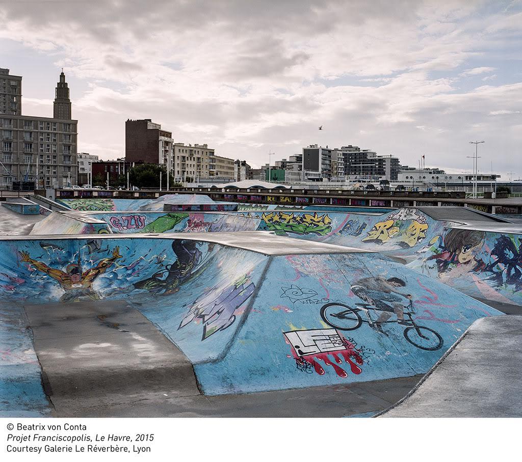 © Beatrix von Conta, Projet Franciscopolis, Le Havre 2015