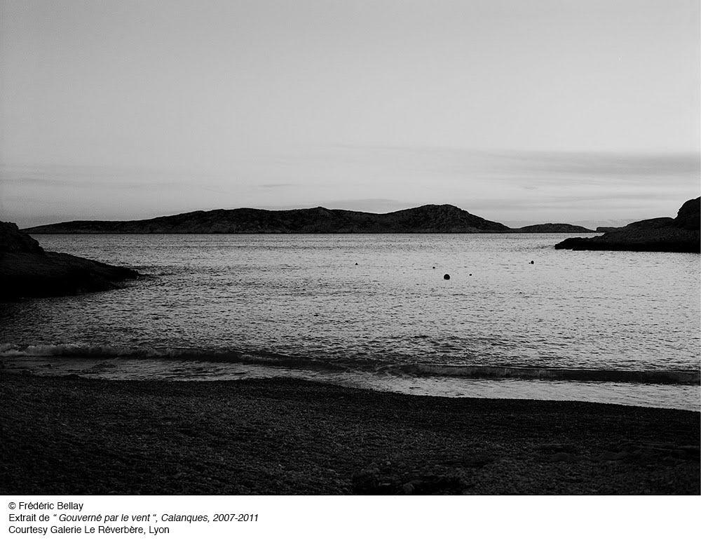 """© Frédéric Bellay, extrait de """"Gouverné par le vent"""", calanques, 2007-2011"""