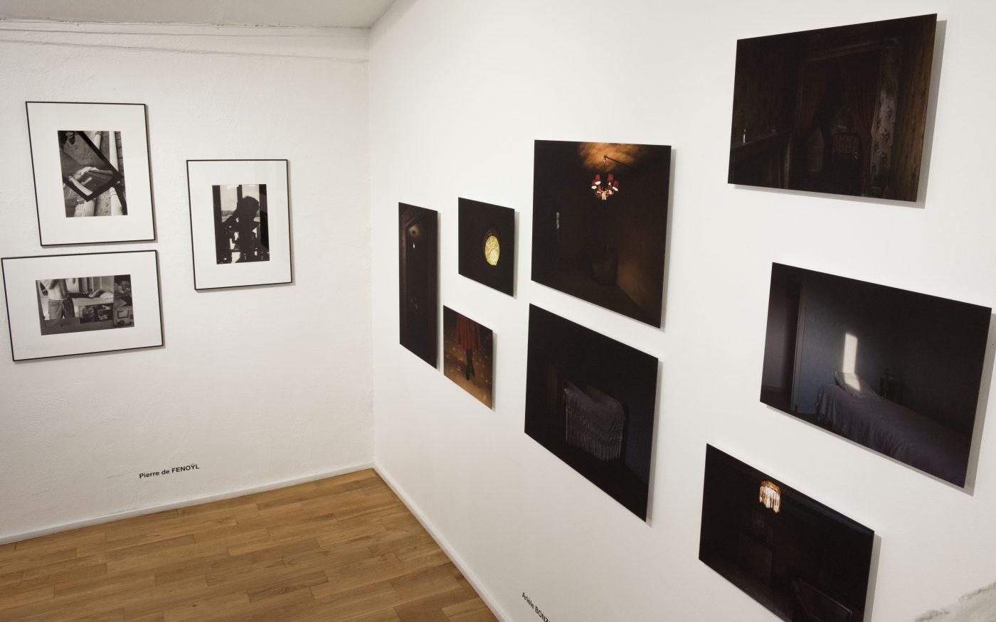 Notre beauté fixe Inédits Exposition présentée du 20 janvier au 29 avril 2017 Galerie Le Réverbère, Lyon