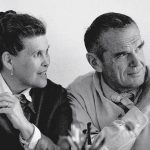 Charles & Ray Eames, un couple mythique du design moderne.